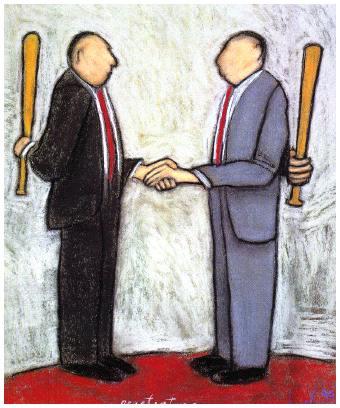 Evitando los conflictos en la dirección de laempresa