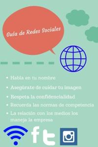 Guía de Redes Sociales