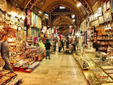 Gran Bazar - Estambul