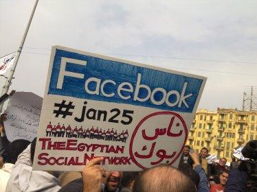 Facebook egipto