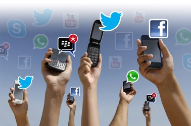 Redes sociales protesta