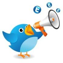 Twitter hablando