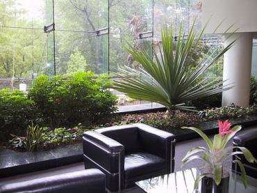 Jardín Oficina